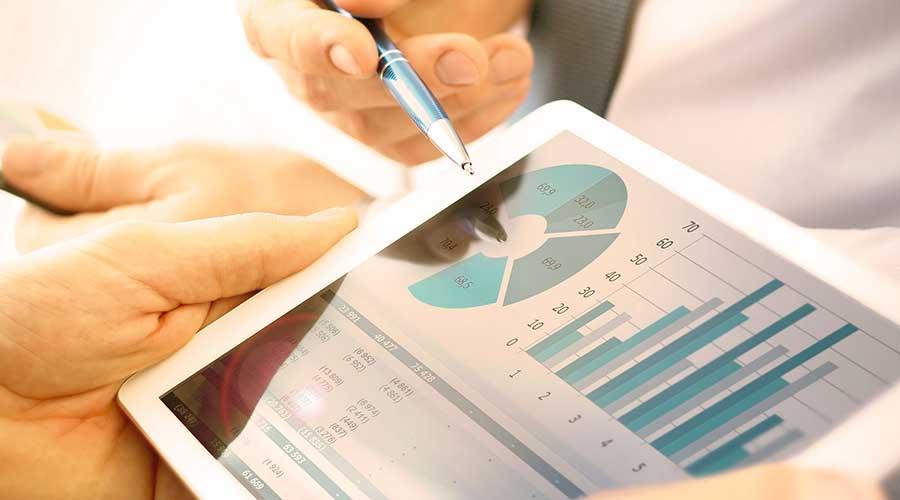 Analýza a zber dát v oblasti zdravotníctva.